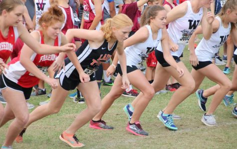 Cross Country Fares Well at Watonga