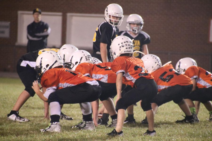 3rd+and+4th+grade+Football+Plays+for+Pink+Out+Week