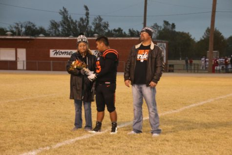 Tigers Honored