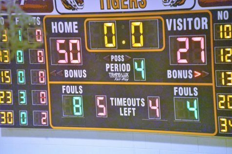 Canton Tigers Victorious Against Leedey JV