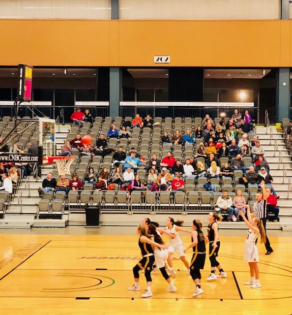Lady Tigers Lose To Canute By Four Points