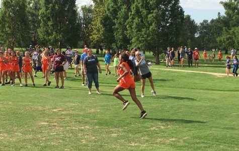 A Day In The Life Of Cross Country