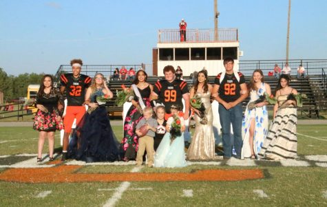 Tigers Win Homecoming Game