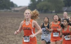 Lady Tigers' Cross Country Ends With Regionals