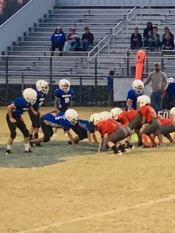 Junior High Tigers Beat the Bison