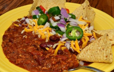 Mom's Chili: Some Like It Hot