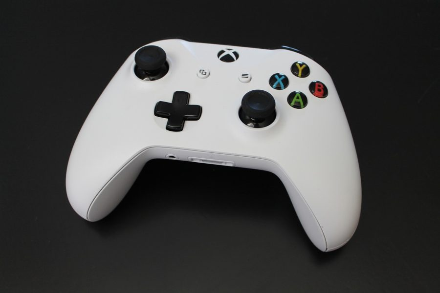 Button+Console+Video+Games+Xbox+Controller