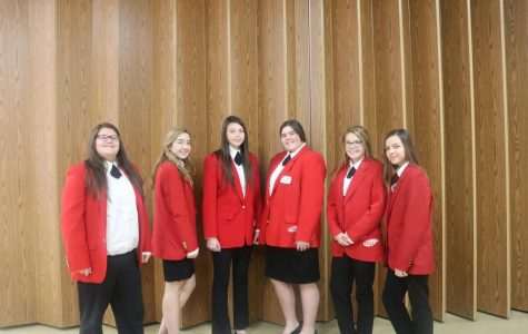 FCCLA competes at Star Events