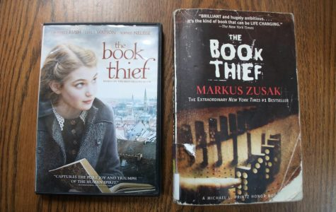 """The Book Thief"" Book vs. Movie"