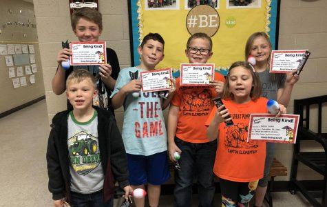 Elementary Self Control Award