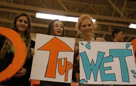 Canton Students Show Spirit