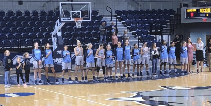 Lady Bulldogs Are Victorious Against Southern Arkansas University