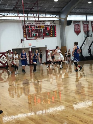 Canton Lady Tigers defeated DCLA