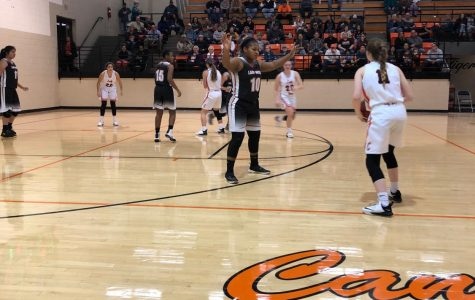 Lady Tigers Beat The Geary Bison