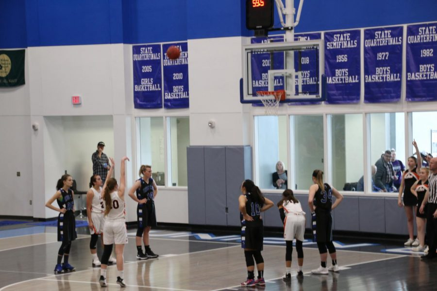 Canton Lady Tigers Defeat Union Lady Tigers