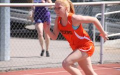 Tigers Tear Into Track