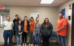 Touring Oklahoma Classes Visit Crossroad Wind Farm