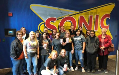 Touring Oklahoma Classes Tour Sonic