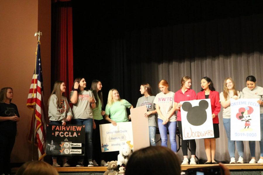 FCCLA Goes To District Conferences