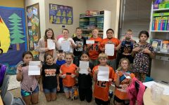 Third Grade Receives Letters