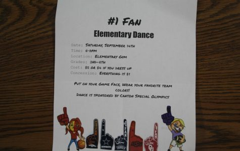 Elementary Dance Coming Soon