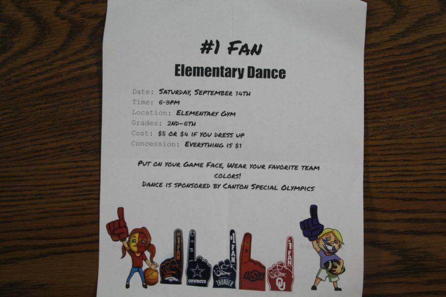 Elementary Dance Coming Soon