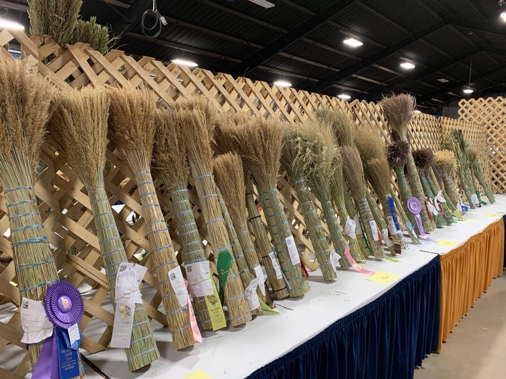 FFA Grass Bundles Win At State Fair