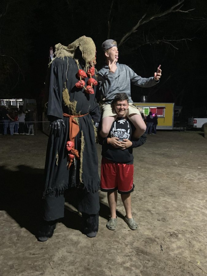 Nightmare in the Country Brings the Screams