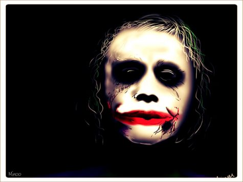 """Why so serious"" by Minu Pilvankar is licensed under CC BY-NC 4.0"