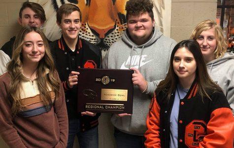High School Academic Named Regional Champs