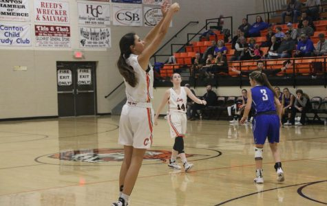 Lady Tigers Lose Heartbreaker to Cimarron
