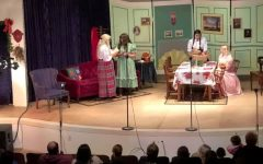 Canton Choir Performs Little Women Play