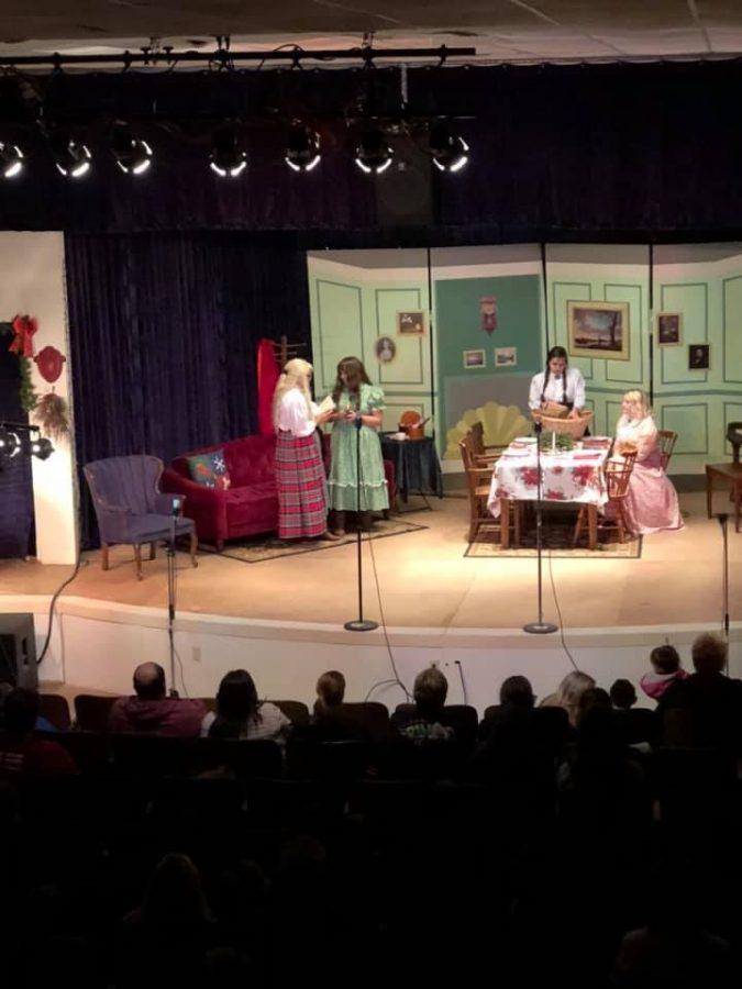 Canton Choir Performs Little Women Play