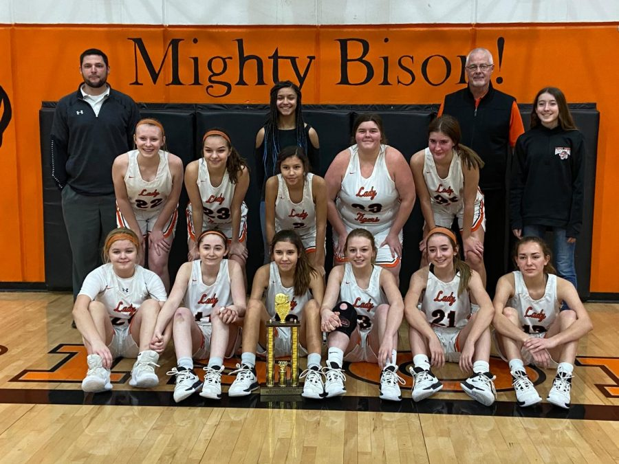 Lady Tigers Place Third in Buffalo Tournament