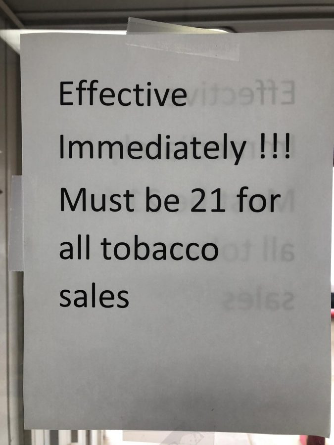 Tobacco+Law+Takes+Effect+in+Every+State