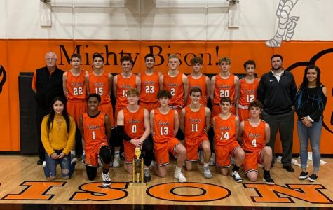 Tigers Place Third in Buffalo Tournament