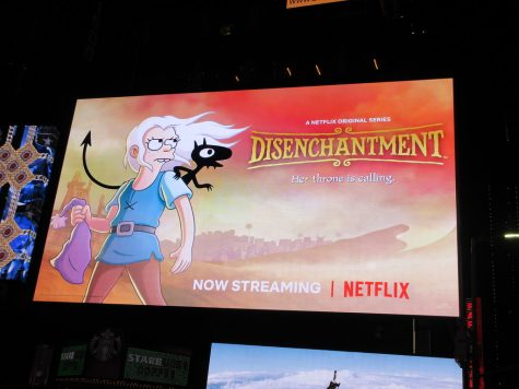 Disenchantment: A cartoon for the darkest of souls