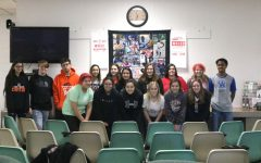 Canton Students Package Food for Haiti