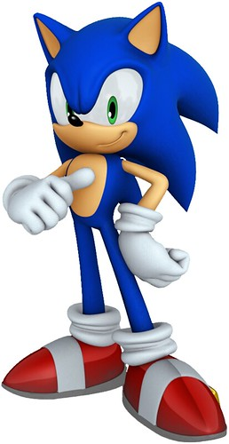 Sonic The Hedgehog is Speedashingly Casual