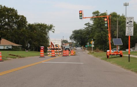 Bridge Construction Causes Traffic Headaches