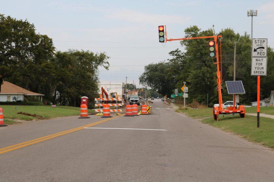 Bridge Construction Causes Traffic Headaches