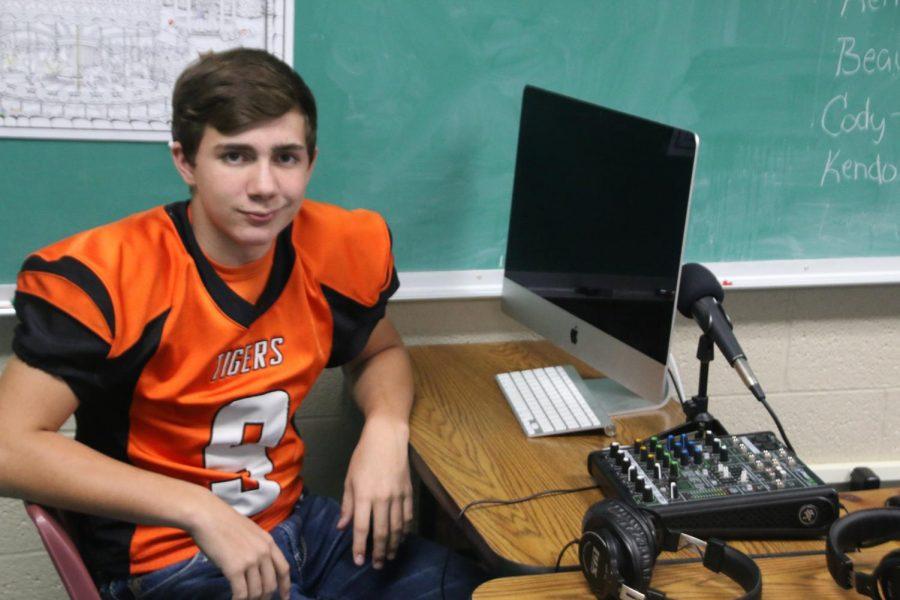 Sport Superstar: Brandon Day