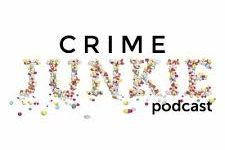 This is the logo from Crime Junkie.