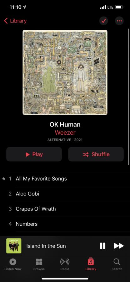 Weezer Continues to Amaze