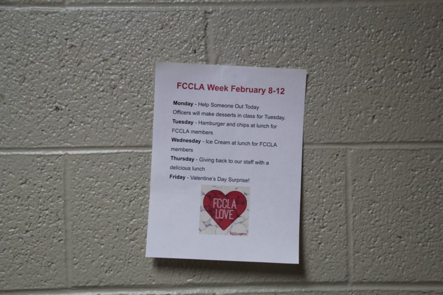 FCCLA Membership Week
