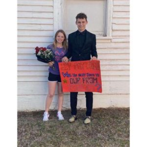 Promposals Push On Through Time