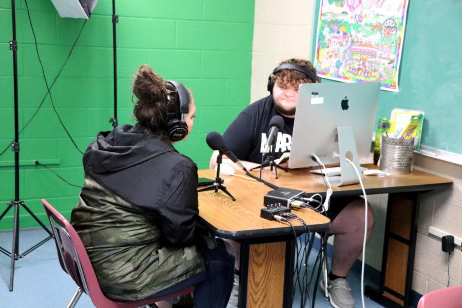 Beau Fuqua interviews his former Pre-K teacher.