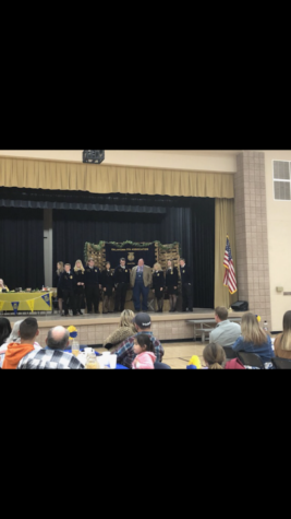 FFA Welcomes New Officers