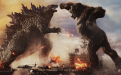 Kong and Godzilla duke it out in the first trailer.