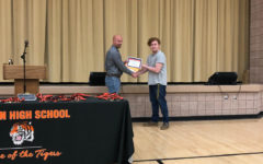 Johnson Wins Automotive Competition